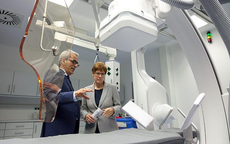 Neueröffnung der Kinderherzchirurgie am UKS